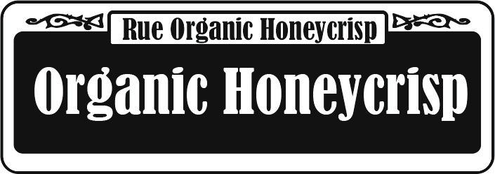 Rue Organic Honeycrisp, Organic Honeycrisp
